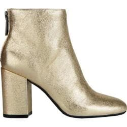 Women's Kenneth Cole New York Caylee Bootie Soft Gold Leather
