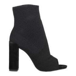 Women's Kenneth Cole New York Dahvi Bootie Black/Black Knit