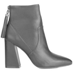Women's Kenneth Cole New York Gracelyn Bootie Black Leather