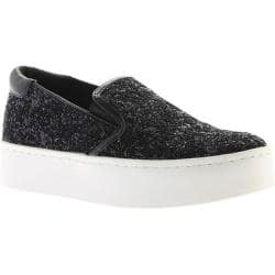 Women's Kenneth Cole New York Joanie Platform Sneaker Black Multi Glitter https://ak1.ostkcdn.com/images/products/198/219/P23836895.jpg?impolicy=medium