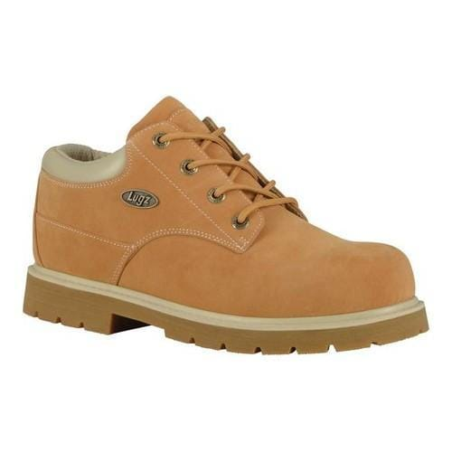 Men's Lugz Drifter Lo LX Boot Golden Wheat/Cream/Gum Synthetic