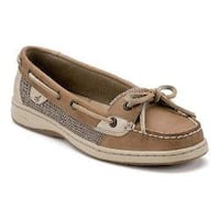 Women's Sperry Top-Sider Angelfish Boat Shoe Linen/Oat