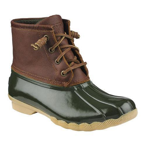 Sperry Shoes Sperry Duckling Womens Boots Brown/Tan