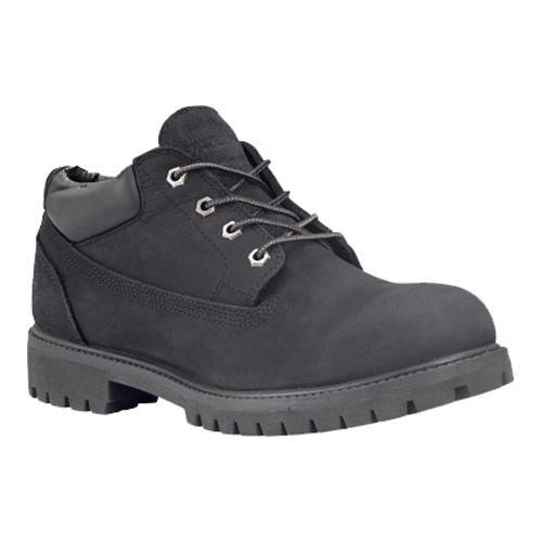89752df476b Men's Timberland Classic Oxford Black Nubuck