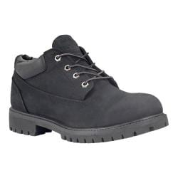 Men's Timberland Classic Oxford Black Nubuck