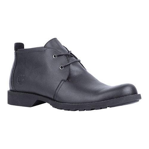 2a68ac82a473 Shop Men s Timberland Earthkeepers City Lite Waterproof Chukka Black Smooth  Leather - Free Shipping On Orders Over  45 - Overstock - 17621194