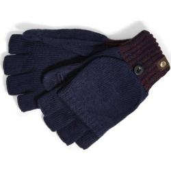 Men's A Kurtz Two Tone Knit Glove Infantry Blue
