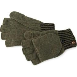 Men's A Kurtz Two Tone Knit Glove Olive Drab