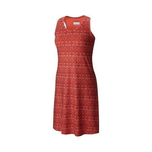 bba651bcfa1 Shop Women s Columbia Saturday Trail II Dress Coral Arizona Print - Free  Shipping On Orders Over  45 - Overstock - 17633599
