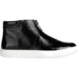 Women's Kenneth Cole New York Kayla Sneaker Black Patent Leather