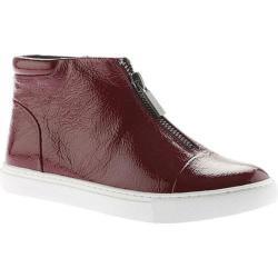 Women's Kenneth Cole New York Kayla Sneaker Wine Patent Leather