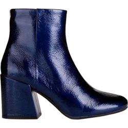 Women's Kenneth Cole New York Randii Bootie Blue Patent Leather