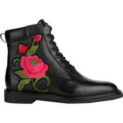 Women's Kenneth Cole New York Ashton Bootie Black Leather