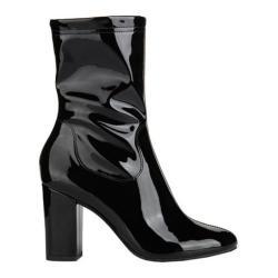 Women's Kenneth Cole New York Alyssa Bootie Black Patent Leather