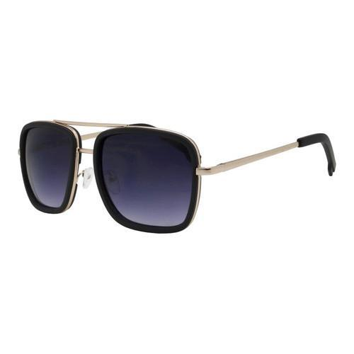 38fb64b02c763 Shop Men s SWG Double Frame Retro Aviator Sunglasses SWGDY7924 Purple - Free  Shipping On Orders Over  45 - Overstock - 17658576