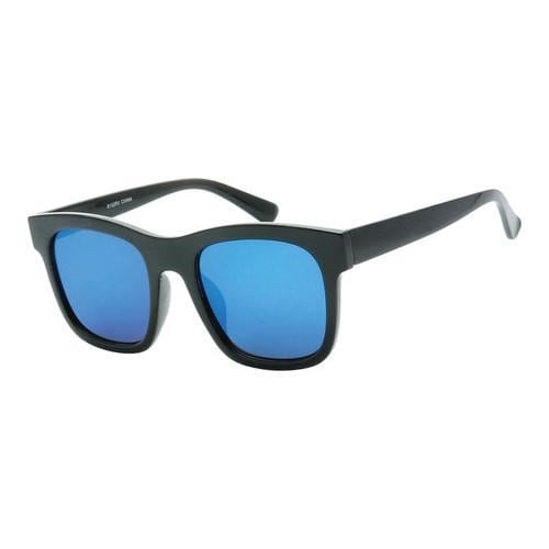 968228ff27d Shop Men s SWG Retro Street Thick Frame Sunglasses SWGTU6132RV Blue - Free  Shipping On Orders Over  45 - Overstock.com - 17658882
