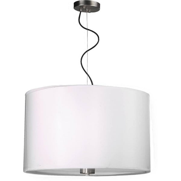 23w Cirrus 4-Light Pendant Satin Nickel