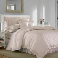 Laura Ashley Annabella Blush Pink Duvet Cover Set