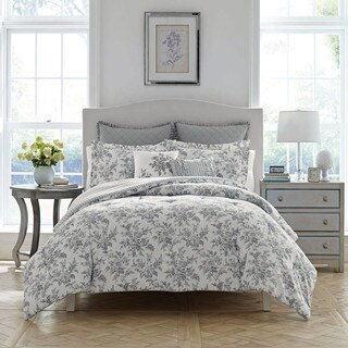 Laura Ashley Annalise 7-piece Bed in a Bag (3 options available)