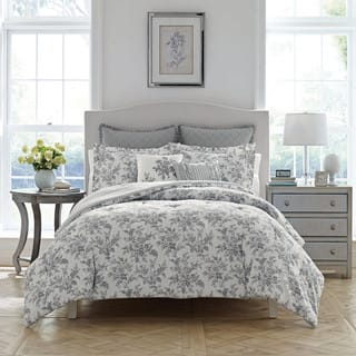 Laura Ashley Annalise 7 Piece Bed In A Bag