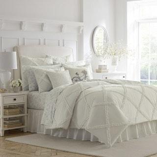 Link to Laura Ashley Adelina Comforter Set Similar Items in Comforter Sets