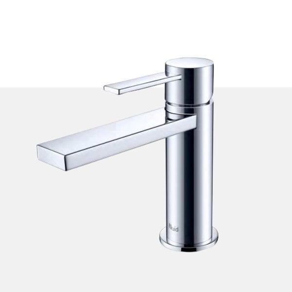 Single Lever Lavatory Tap Faucet - F24001 - Chrome