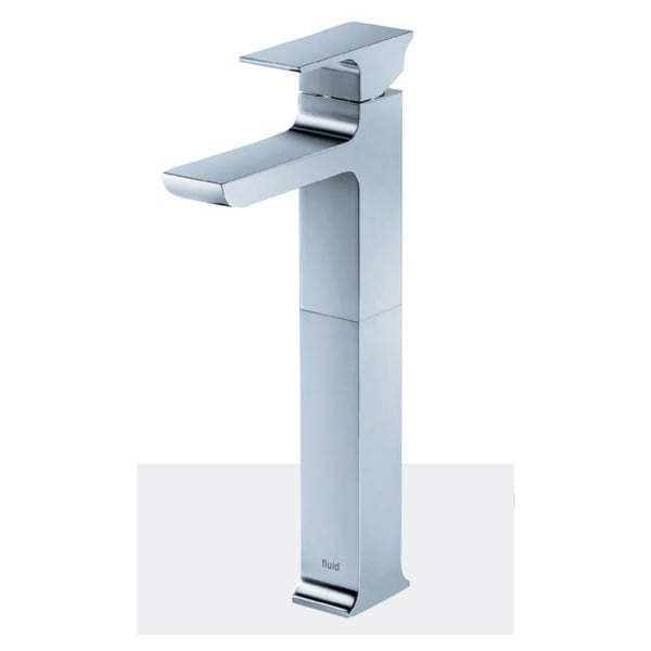 """Single Lever Lavatory Tap With 6"""" Extension - F21002 - Chrome"""
