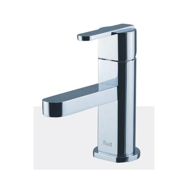 Single Lever Lavatory Tap Faucet - F28001 - Chrome