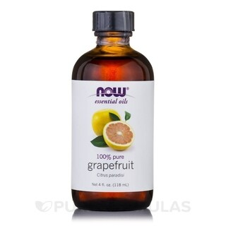Now Foods 4-ounce Grapefruit Oil