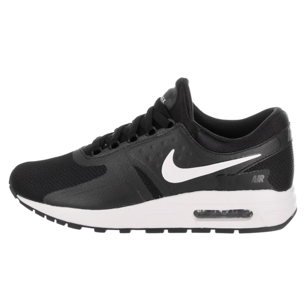 Nike Air Max ZERO Essential GS Black//White-Dark Grey 881224-002 Youth Size