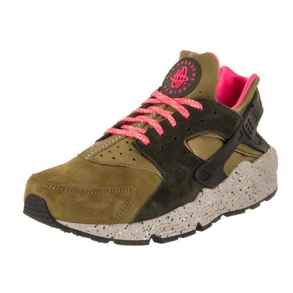 4cd0d0d2ecb25 Shop Nike Men's Air Huarache Run Prm Running Shoe - Free Shipping ...