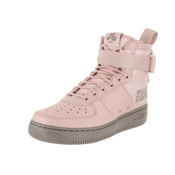 separation shoes 226c1 1c793 Shop Nike Women's SF AF1 Mid Basketball Shoe - Free Shipping ...