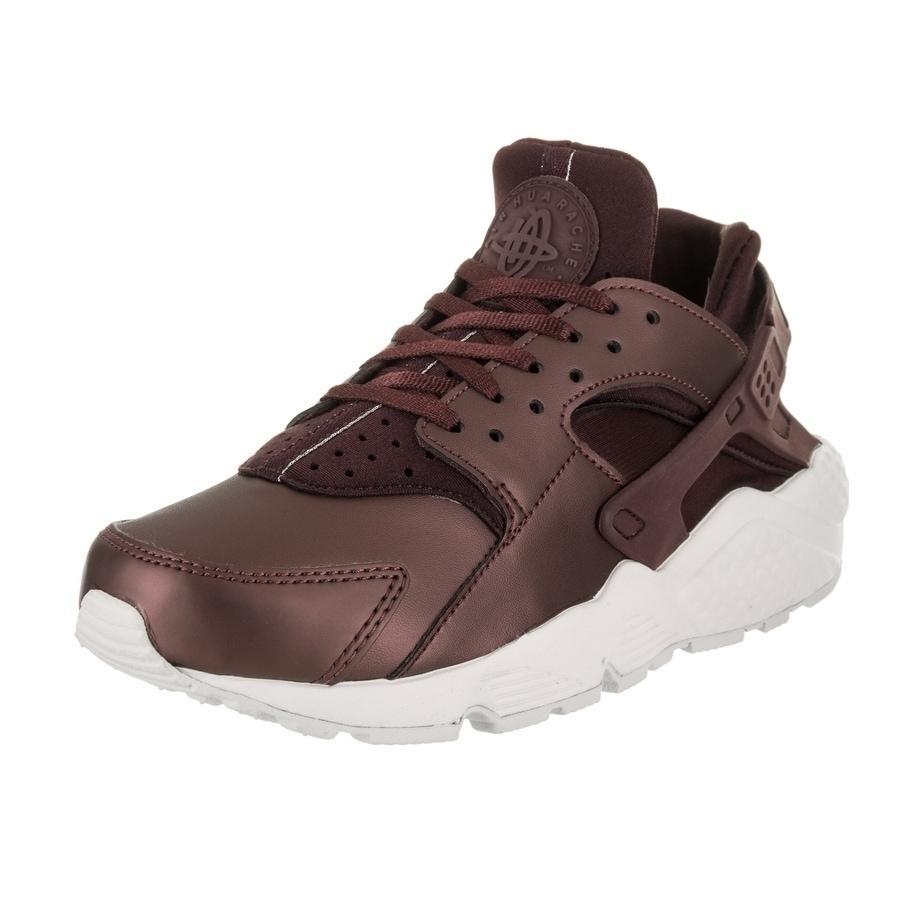 Nike Women's Air Huarache Run Prm Txt Running Shoe (10.5)...