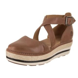 Timberland Women's Emersn Pt Closed Toe Casual Shoe