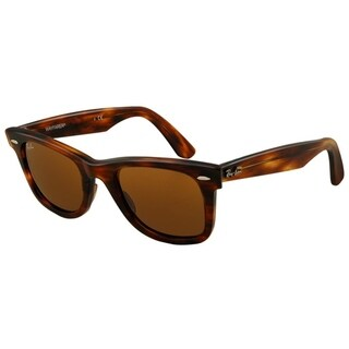 Ray-Ban Original Wayfarer Classic Sunglasses Tortoise/ Green Classic 50mm