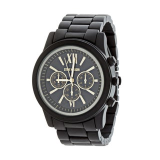 Steve Madden Multi Funtional Link Watch
