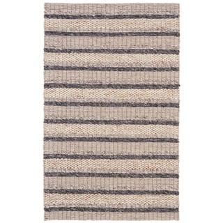 "Grand Bazaar Genet Natural/ Multi Wool Rug (3'6 X 5'6) - 3'6"" x 5'6"""