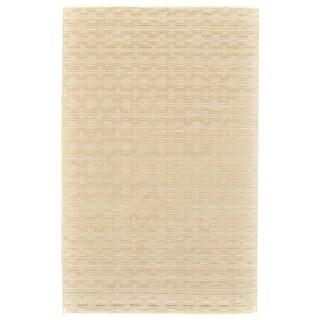 "Grand Bazaar Gainey Cream Wool Rug - 3'6"" x 5'6"""