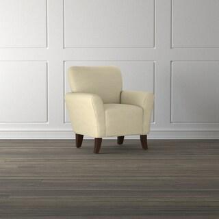 Handy Living Salida Creamy Tan Arm Chair