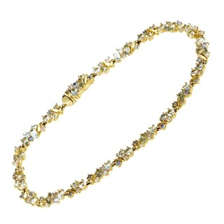 18K Yellow Gold Bracelet FN41B008