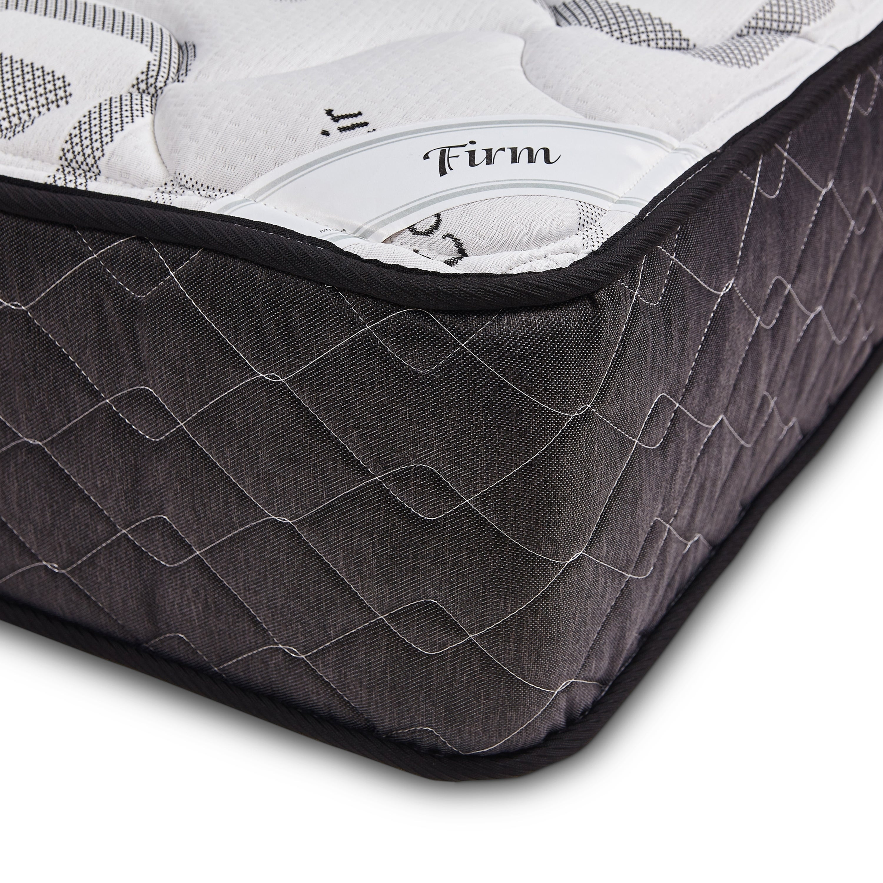 Dual Rest Full Size Double Sided Wrapped Coil Mattress | eBay