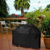 "Grill Cover - 72"" - Black"