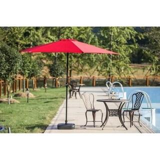Great Mountain Creek 9u0027 Market Umbrella For Outdoor/ Patio Use