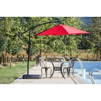 Mountain Creek 9' Cantilever Umbrella