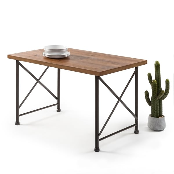 Industrial Style Dining Room Tables: Shop Priage By Zinus Industrial Style Dining Table