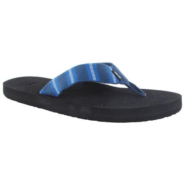 debe9e6422e1c Shop Teva Mens Mush II Flip Flop Sandals - Free Shipping On Orders ...