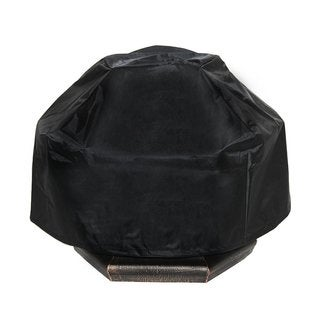 ALEKO Weather Resistant Fire Pit Bowl Protective Cover 28 x 21 Inch