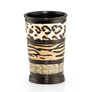 Sweet Home Collection Exotic Animal Print Tumbler