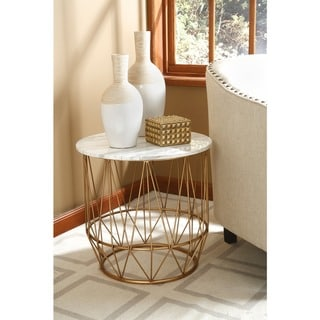Sagebrook Home Decorative Ceramic Vase, Blue