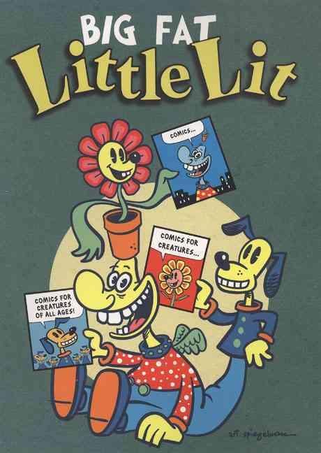 Big Fat Little Lit (Paperback)